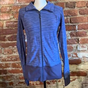 Lululemon Blue Space Dye Jacket US8